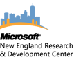 Microsoft New England Research and Development Center
