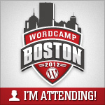 MatthewTNelson is Attending WordCamp Boston 2012