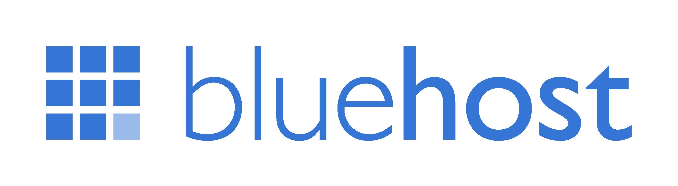 bluehost hosting site 2020